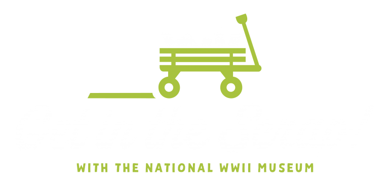 Get in the scrap with the national WWII Museum